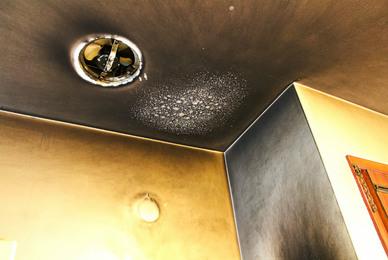 Comment nettoyer la suie après un incendie ?