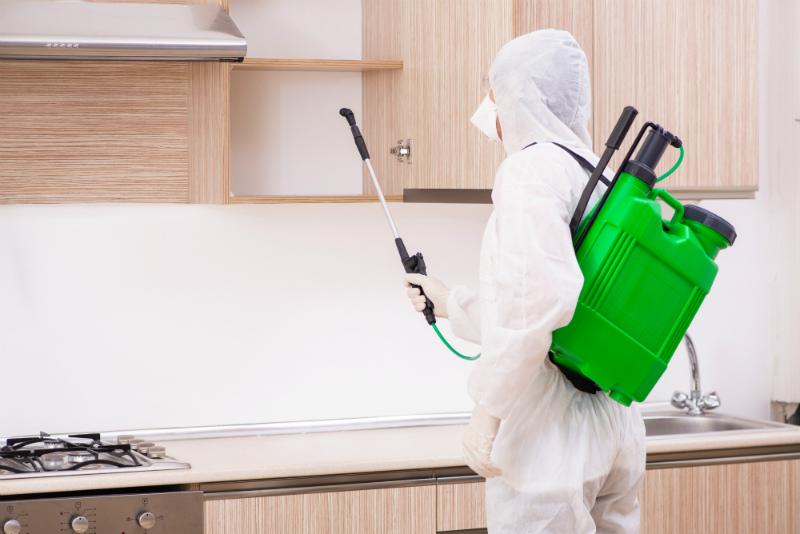 Entreprise de nettoyage après décès