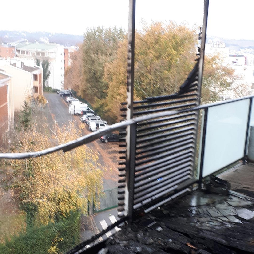 Nettoyage après incendie société ACP